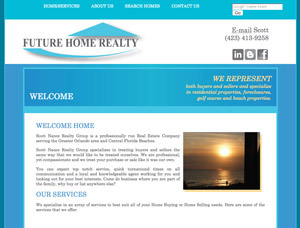 Future Home Realty screen capture